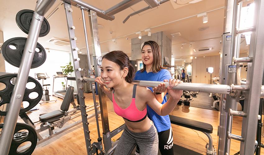 Blue Ocean Gym 神戸三宮店の画像